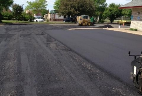 121 - Asphalt Paving Services
