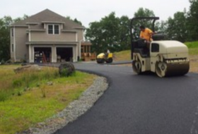189 - Asphalt Paving Services