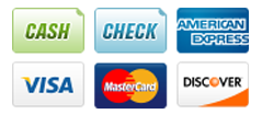 Minnesota Road & Parking Lots Accepted Payment Methods