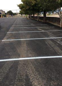 adding parking lines 1 768x1024 218x300 - Minneapolis Asphalt Paving