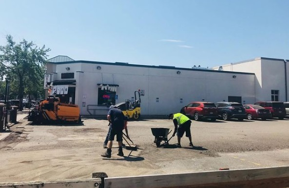 Parking Lot Paving Contractor in Minneapolis St. Paul Twin Cities - The Asphalt Paving Contractor You Need